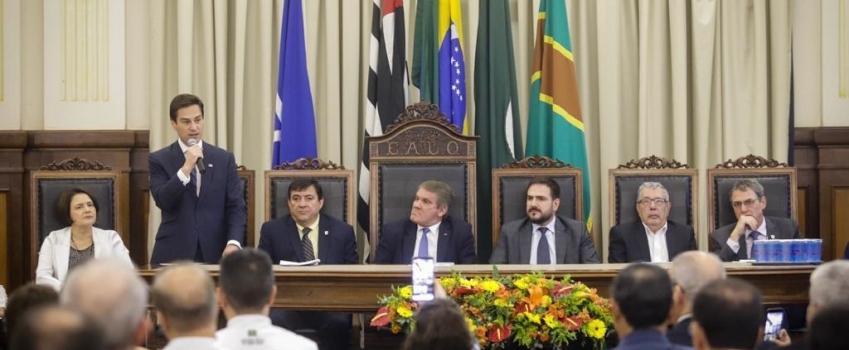 Secretaria de Agricultura, USP e Unesp assinam protocolo de intenções para desenvolvimento de projetos em conjunto