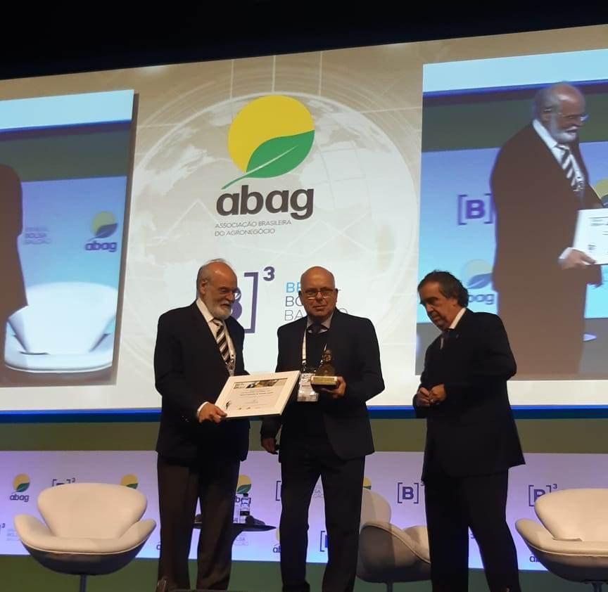 Prêmio Norman Borlaug de Sustentabilidade 2019 vai para
